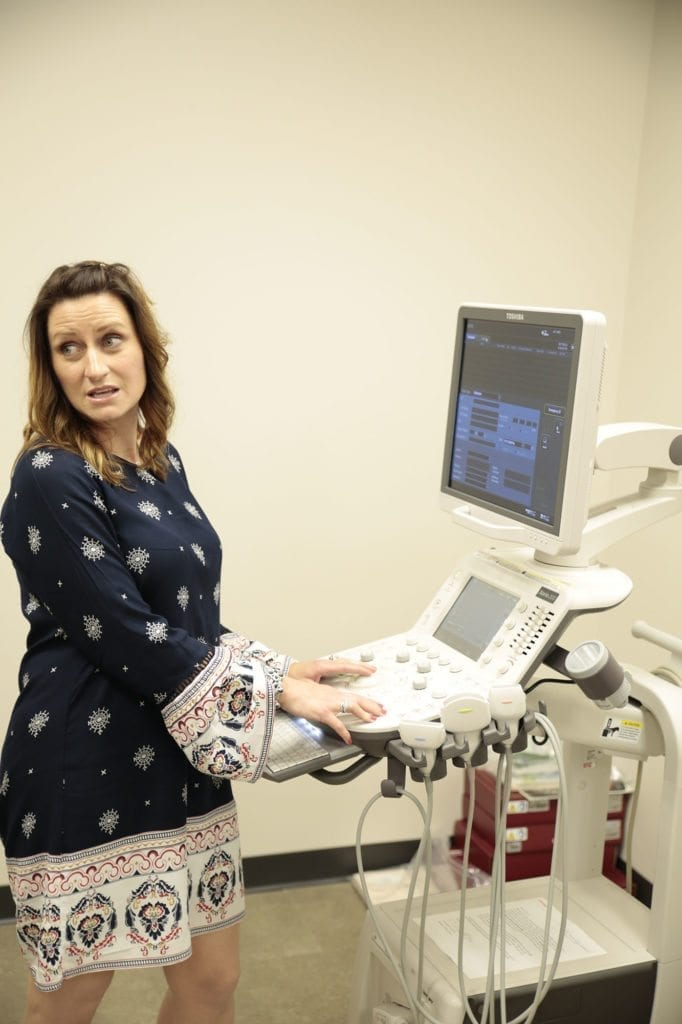 Associate of Science in Diagnostic Medical Sonography