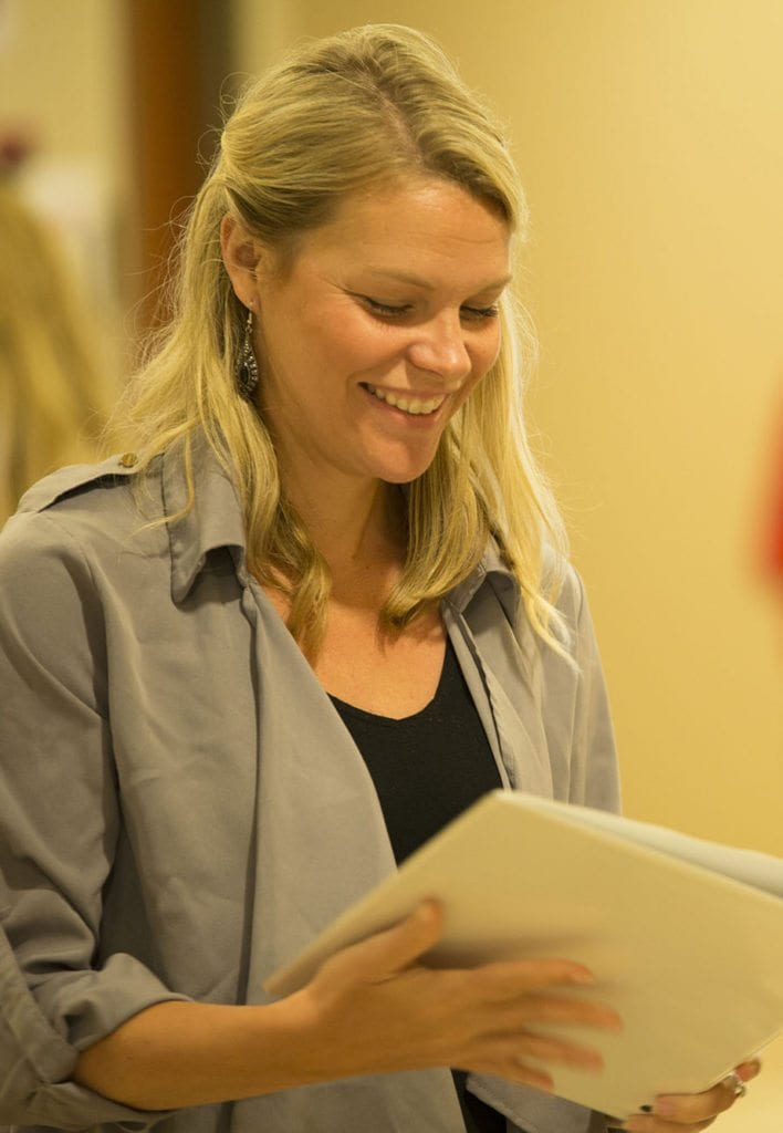 Woman in Paralegal Studies Program at South College