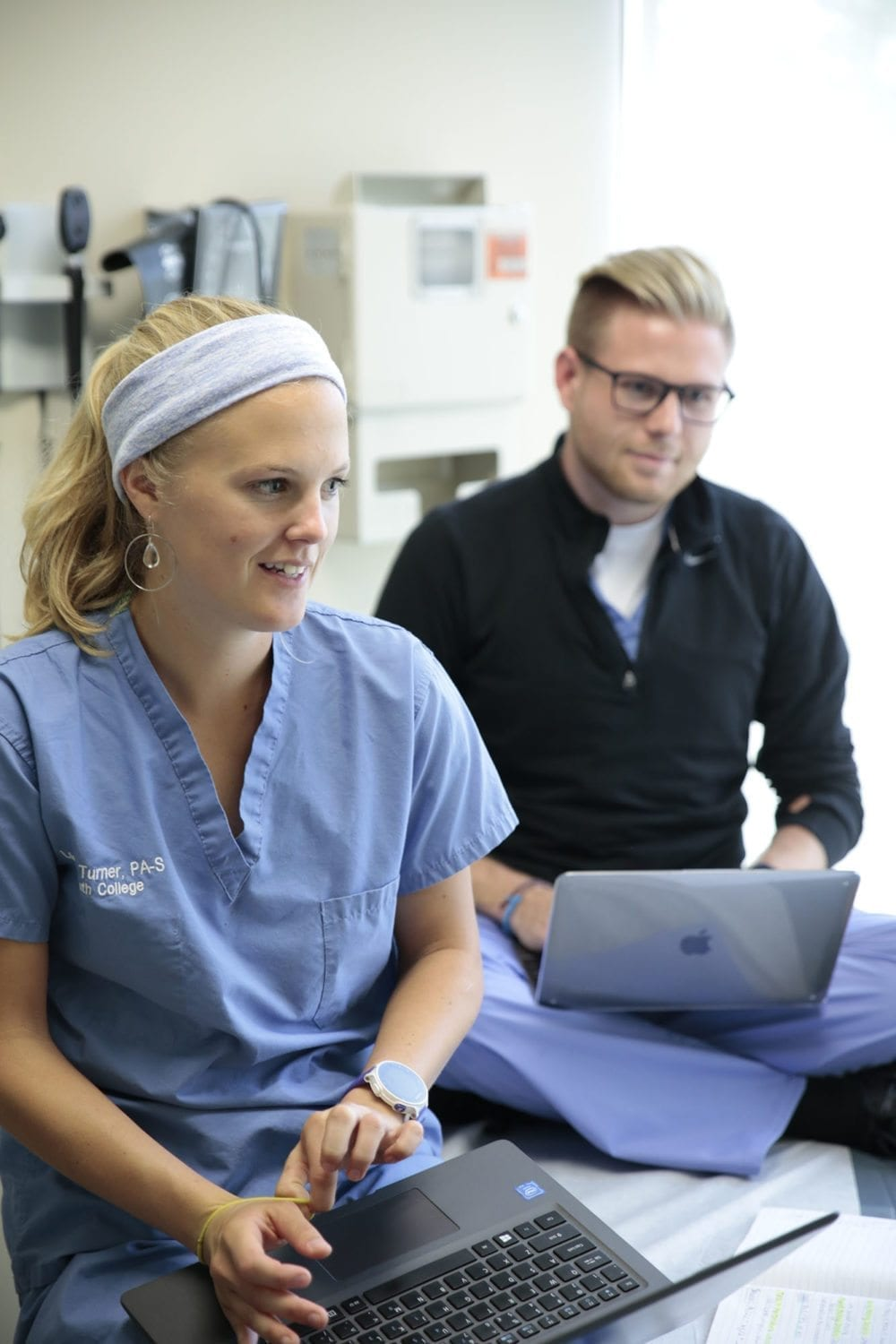 Medical Sonography Students