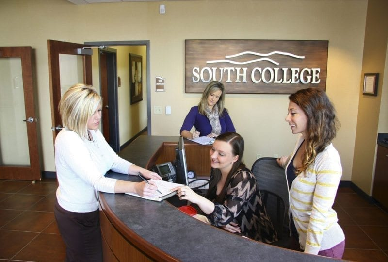 Admissions at South College Asheville