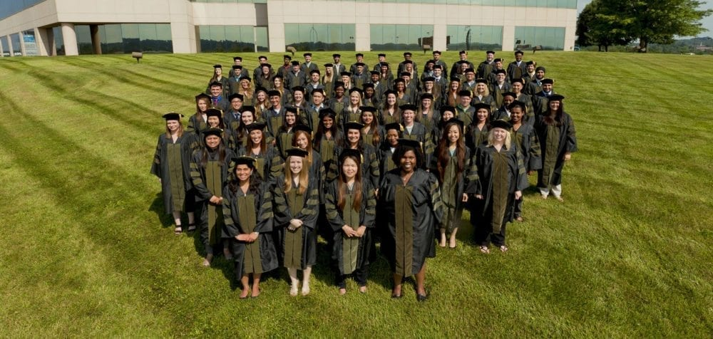 South College Pharmacy Graduates
