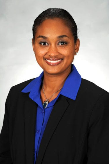 Kareaion Eaton, PT, DPT, CWS South College